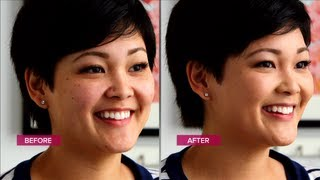 How to Perfectly Conceal a Blemish | Skin Care Tips | Lazy Girls' Guide to Beauty