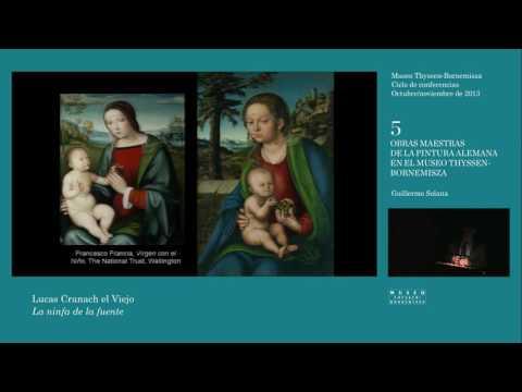 """Ciclo """"Cinco alemanes"""" (2) Lucas Cranach el Viejo: """"La ninfa de la fuente"""""""