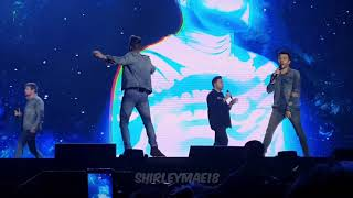 Dynamite Westlife live in Manila 2019