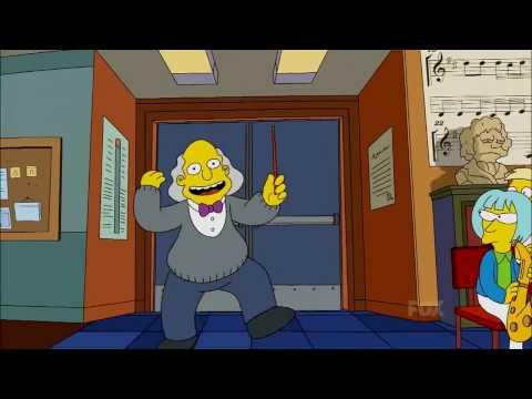 Симпсоны саундтреки 21 сезон