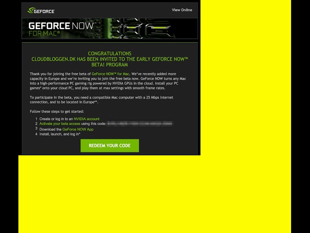 Geforce Now Codes very cheap - YouTube