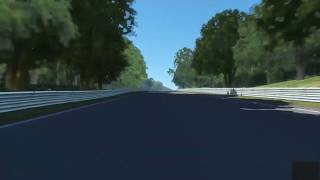 rFactor 2 - Canadian Tire Motorsport Park - Track View