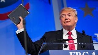 Evangelical SLAMS Fellow Evangelicals Who Support Trump