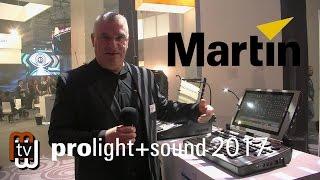 Martin Professional - M1 HD & M2goHD (Prolight+Sound 2017)