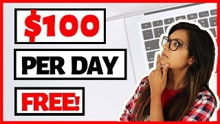 Best Way To Make Money Online In 2019 For FREE! $100+ Per Day
