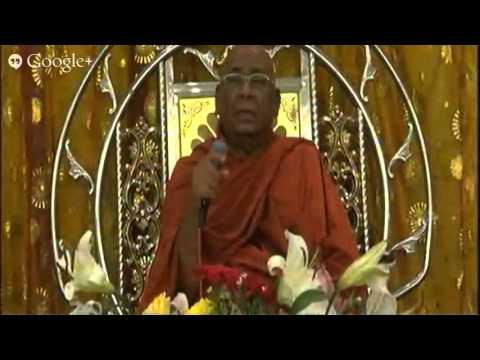 Sitagu Sayadaw Dhamma Thabim