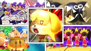 Isabelle Assist Trophy Glitch - All Assist Trophies (Super Smash Bros Ultimate)