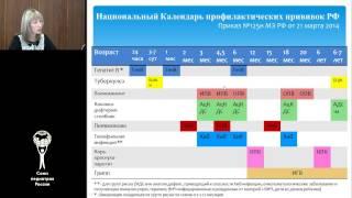 видео Календарь профилактических прививок России | Профилактические прививки детям