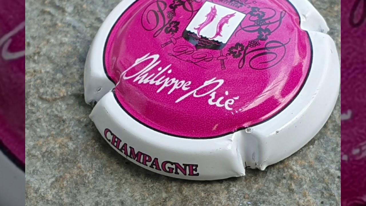 CAPSULE DE CHAMPAGNE PHILIPPE