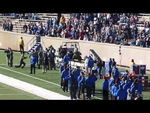 Air Force Falcons vs. Army Black Knights Football Game 2 November 2013