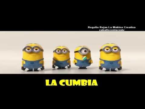 La Cumbia de los Minions !!!Sofi Esposito