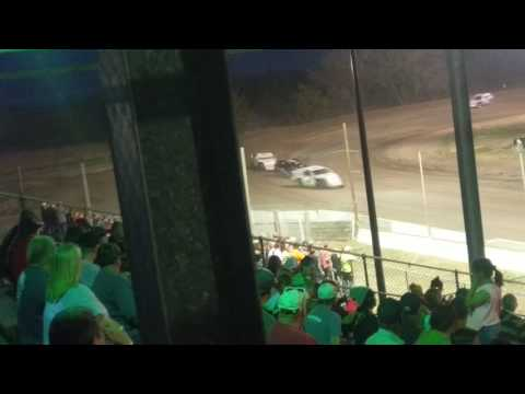 Lincoln County Raceway IMCA Sport Mod Feature