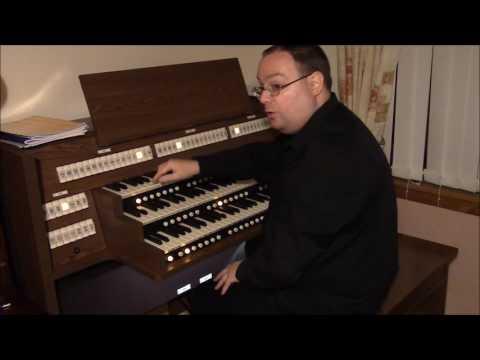 Viscount Sonus 60 Physis Organ Demonstration
