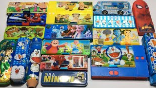 My Latest Cheapest Big Pencil Box Collection II Star kids toys