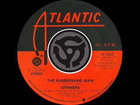 Spinners - Rubberband Man