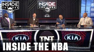 Chuck&#39s Got No Time For Social Media Trolls NBA on TNT