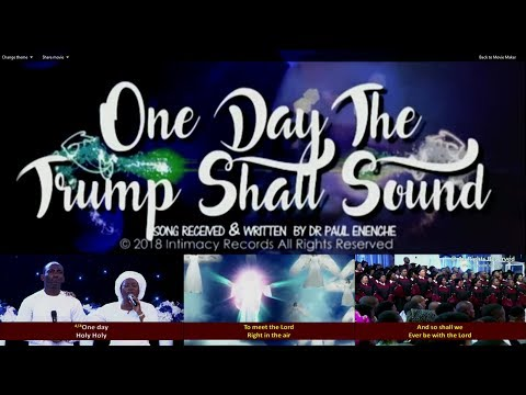 One Day The Trump Shall Sound [SONG] Rapture