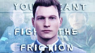Connor // Friction // Detroit: Become Human GMV