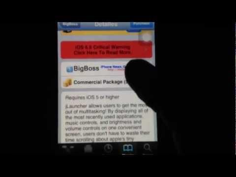 Jlauncher, la multitarea completa para tu iPhone, iPad, iPod touch