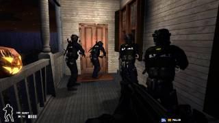 "✪ SWAT 4 Mission 02 ""Fairfax Residence"" ReMake Mod 30JAN2017"