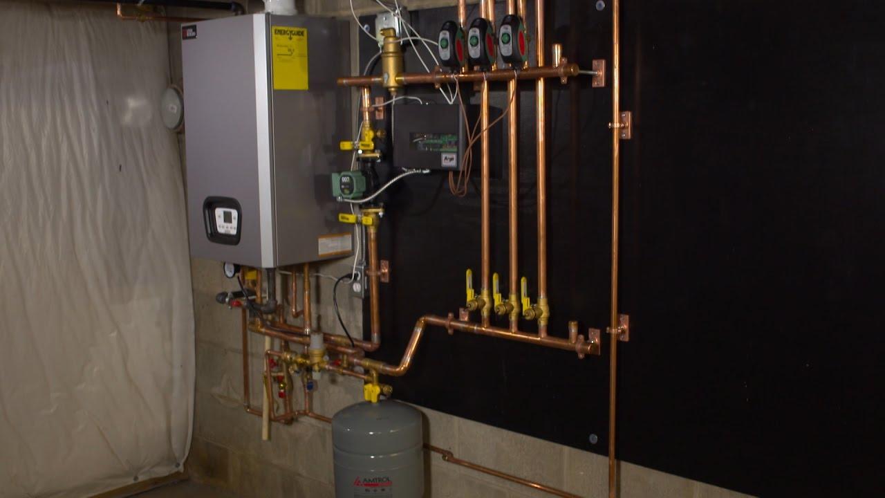 hydronic heating wiring diagram [ 1280 x 720 Pixel ]
