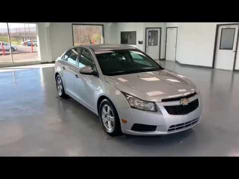 2014 Chevrolet Cruze 1LT - Stock # UBC1L586 | #RelyOnATA