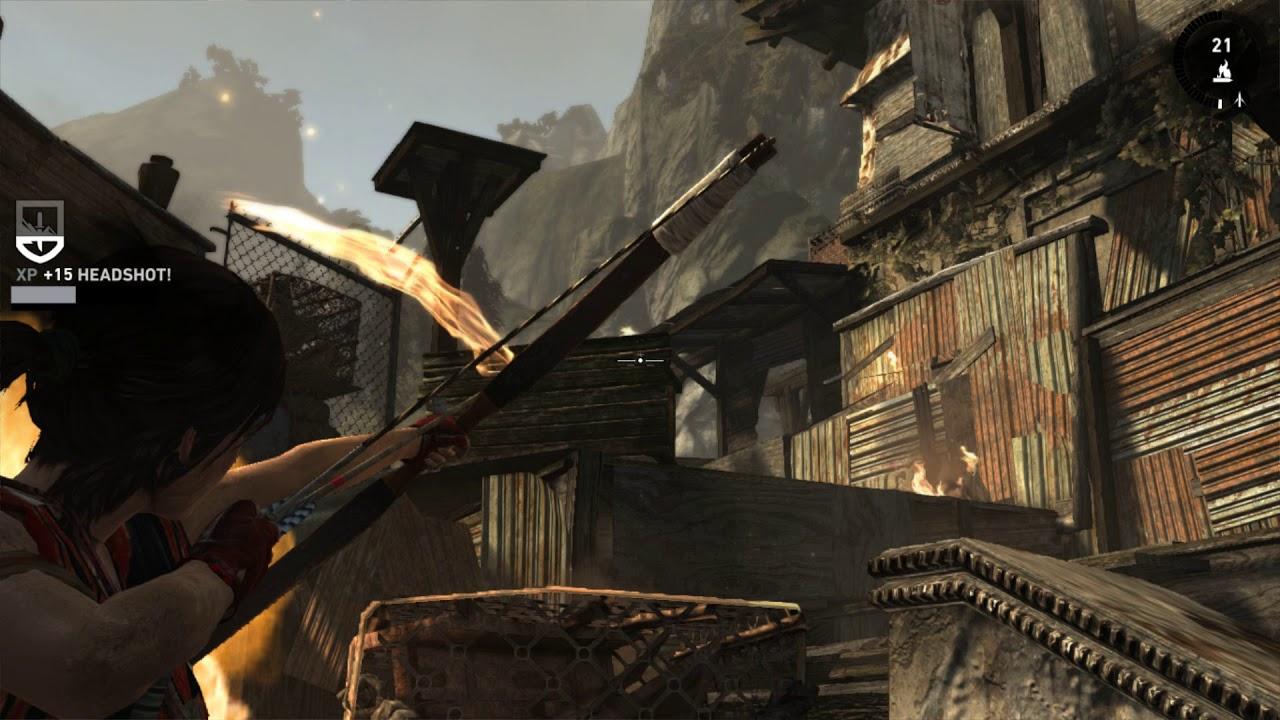 Tomb Raider 2013 Nude mod 2020 by ATL BLUE BLOOD v 3.8 pt7