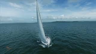 Aotea Sailing Tamaki Strait 2018