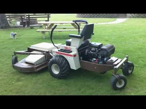 FOR SALE 1999 Grasshopper 725k Zero turn lawn mower