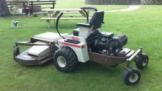 FOR SALE 1999 Grasshopper 725k Zero turn lawn mower