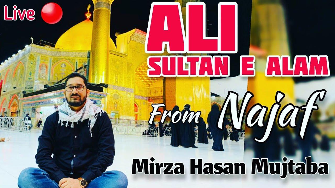 Download Ali Sultan e Alam Live - Mirza Hasan Mujtaba at Imam Ali a.s Shrine - Arbaeen 2020 - Najaf