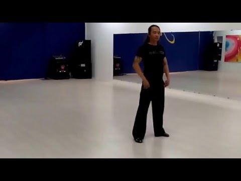 Tự tập khiêu vũ - Bí quyết đi Samba đẹp (thầy Lê Ảnh)