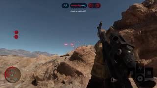 Star wars Battlefront juego gameplay 1