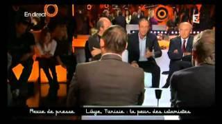 Michel Collon - Tunisie et Libye La peur des islmamistes 1
