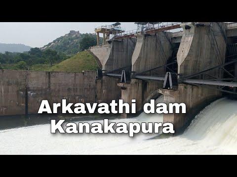 Arkavathi dam, Kanakapura, ramanagara district, near by Bangalore.