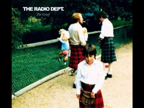 The radio dept.- Pet grief (Full Album)