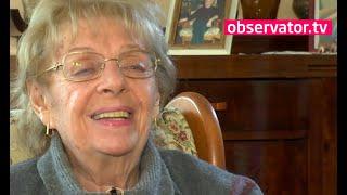 Actrita Ileana Stana Ionescu va primi premiul GOPO pentru intreaga cariera