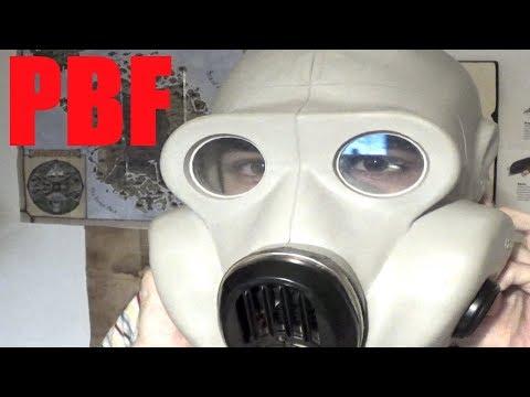 Soviet PBF Respirator