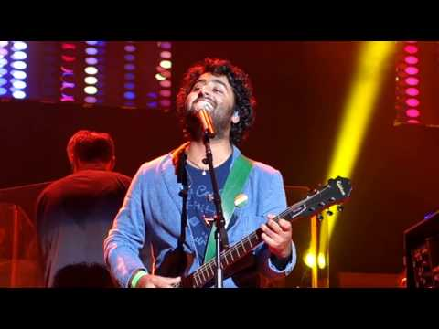 Arijit Singh Live Leicester Gerua