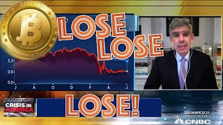 Chief Economist States The FED is in a LOSE LOSE LOSE Situation! Bitcoin Drops $1,500 in 3 MINUTES!