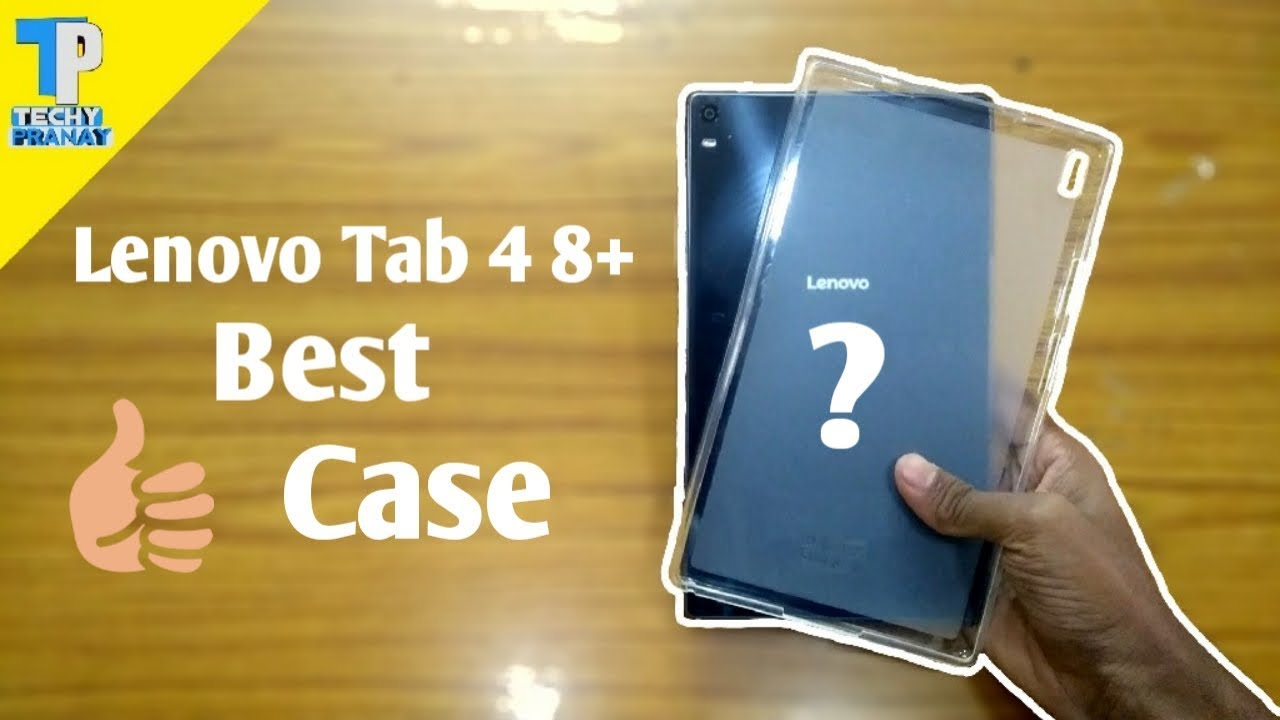 [HINDI] Best Case Cover for Lenovo Tab 4 8 Plus 2017