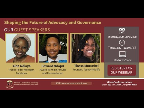 Redefine Expectations - Shaping the Future of Advocacy & Governance