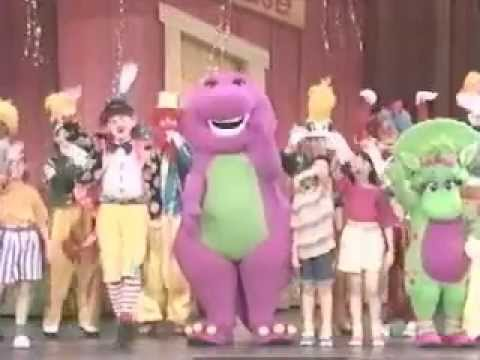 Barney & the Backyard Gang: The Complete Series - YouTube