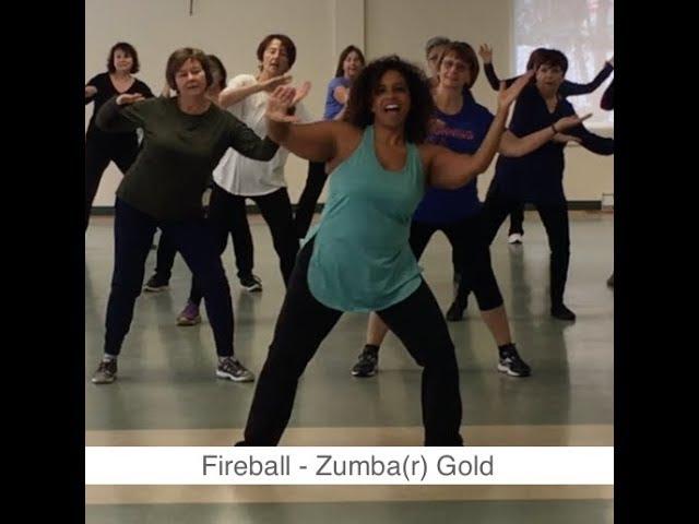Fireball - Zumba Gold Version avec Véro Pierre