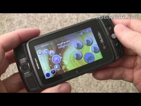 T-Mobile Sidekick LX 2009 review - part 1 of 3