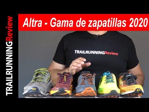 Altra - Gama de zapatillas Trail Running 2020