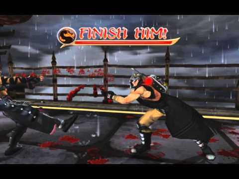 Mortal Kombat Armageddon - Kabal Arcade Ladder - YouTube