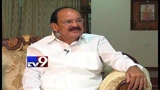 Mukha Mukhi with BJP Venkaiah Naidu - TV9