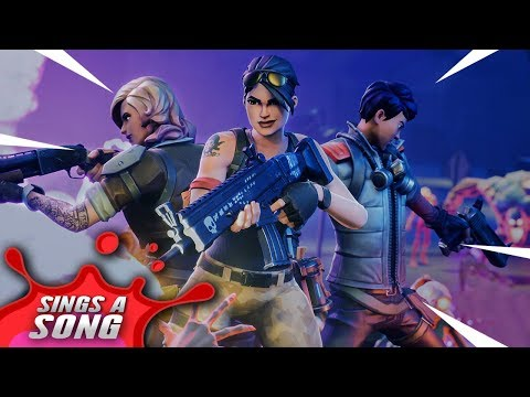 OFFICIAL FORTNITE SONG - Hey There Fortnite (BATTLE ROYALE) - 동영상