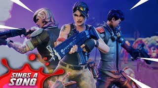 OFFICIAL FORTNITE SONG - Hey There Fortnite (BATTLE ROYALE)